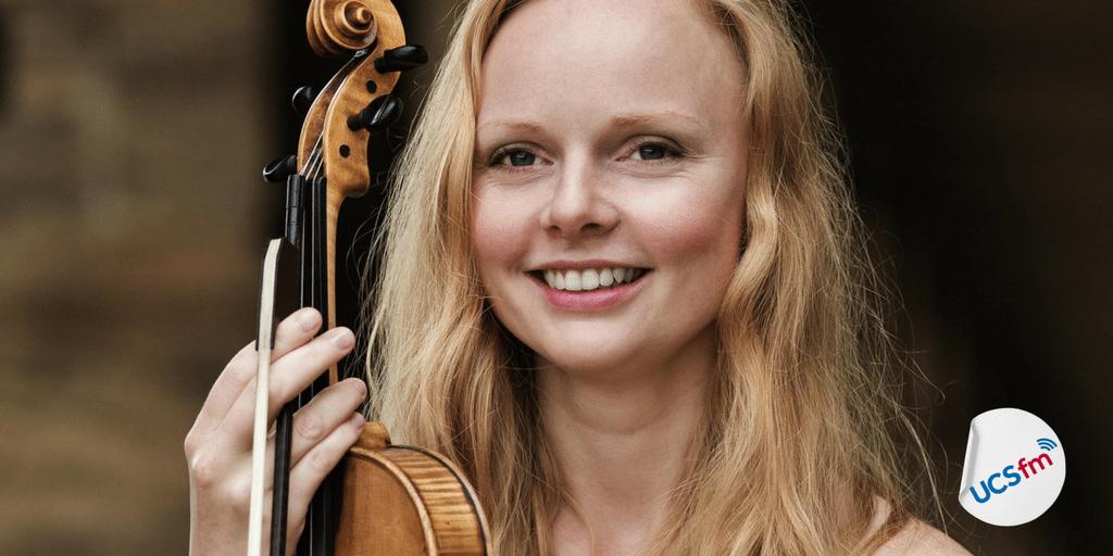 Violinista russa se apresenta com OSUCS neste domingo, em Caxias