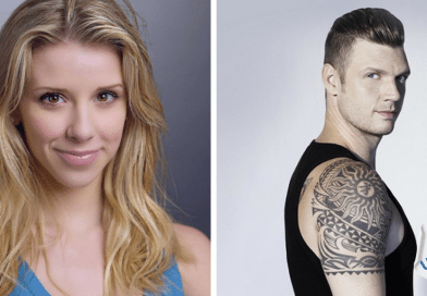 Nick Carter, do Backstreet Boys, é acusado de estupro pela cantora Melissa Schuman