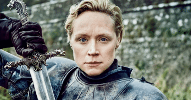 Game of Thrones | Gwendoline Christie chorou ao se despedir de Brienne
