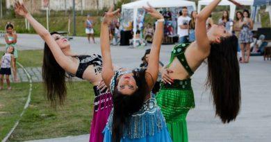 'Sexta Aberta Ordovás' recebe o Studio de Danças Jéssica Bolzzoni