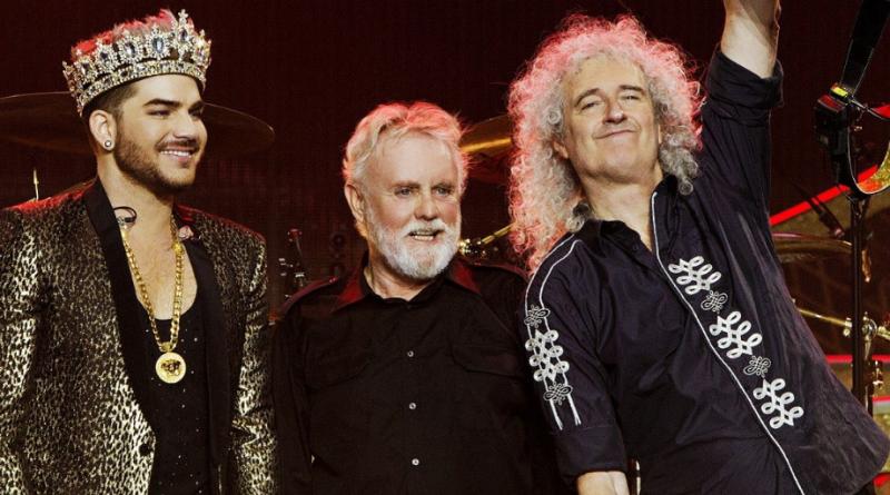 Adam Lambert salvou o fim do Queen', garante Roger Taylor | UCS FM
