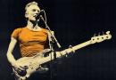 Sting anuncia chegada de álbum com duetos