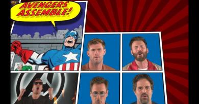 Elenco de Vingadores faz versão de 'We Didn't Start The Fire'; confira