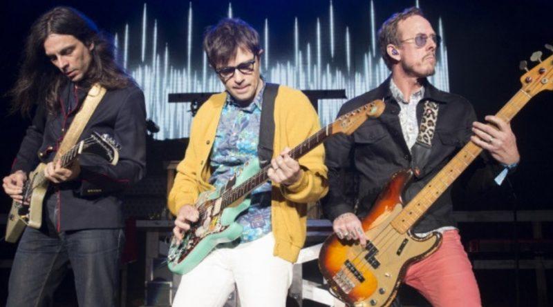 Weezer, Dave Matthews Band e King Crimson farão shows no Brasil