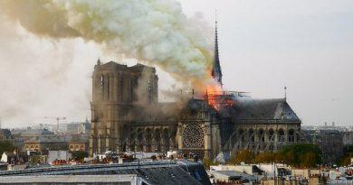 Disney doará US$ 5 milhões para reconstrução da Catedral de Notre-Dame
