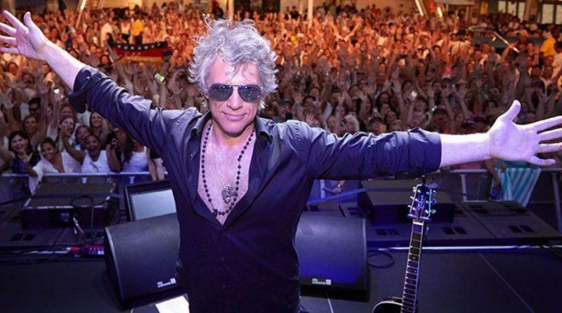 Jon Bon Jovi fará cruzeiro musical pelo Mediterrâneo
