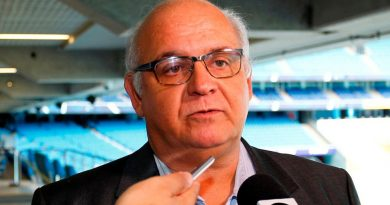 Presidente do Grêmio palestra em Bento Gonçalves