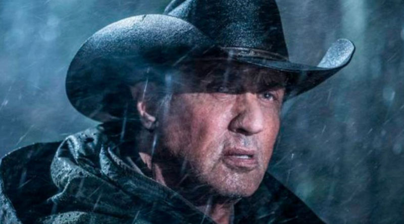 Rambo V: Last Blood tem trailer divulgado em Cannes