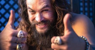 Jason Momoa está fazendo aulas de death metal para série da Apple TV+