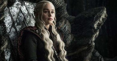 Emilia Clarke leiloa jantar para combater pandemia