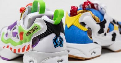 Franquia Toy Story ganha edição limitada de tênis
