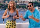 Filme com Adam Sandler e Jennifer Aniston se torna maior estreia da Netflix