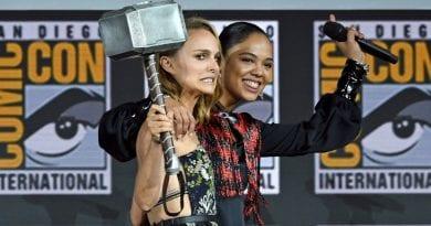 Thor | Natalie Portman será 'Deusa do Trovão' em novo filme