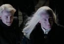Jason Isaacs e Tom Felton fazem reunião da família Malfoy em foto