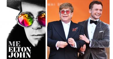 Astro de Rocketman, Taron Egerton narra memórias de Elton John em audiolivro