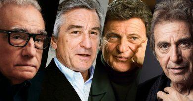 O Irlandês | Filme de Martin Scorsese é convidado de honra do Festival de Roma