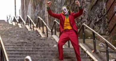 Coringa | Escadas do filme são nova atração turística de Nova York