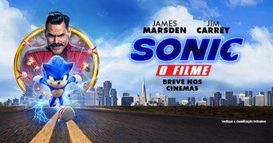 'Sonic – O Filme' ganha novo visual em trailer eletrizante; assista