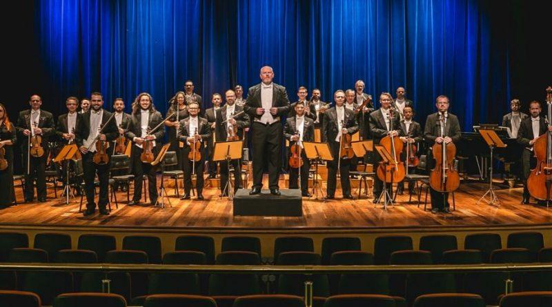 Orquestra Sinfônica da UCS se apresenta em Flores da Cunha