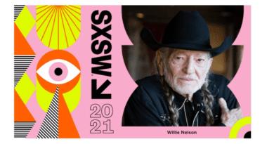 SXSW anuncia Willie Nelson e outros palestrantes para sua edição virtual