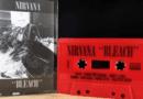 Álbum do Nirvana ganha reedição em fita cassete