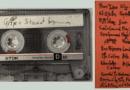 Com músicas inéditas, fita demo do Radiohead é leiloada