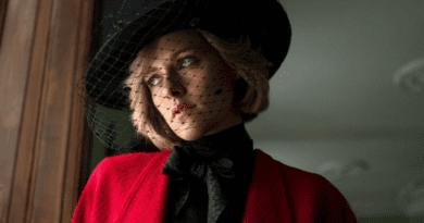 Kristen Stewart impressiona ao surgir como princesa Diana