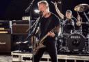 James Hetfield defende educação musical nas escolas