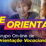 Grupos de orientação vocacional on-line seguem com inscrições abertas